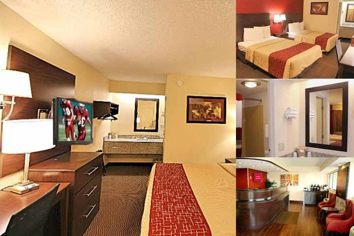 Red Roof Inn Michigan City photo collage