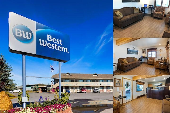 Best Western King Salmon Motel photo collage