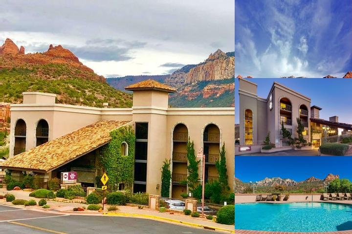 Best Western Plus Arroyo Roble Hotel & Creekside Villas photo collage