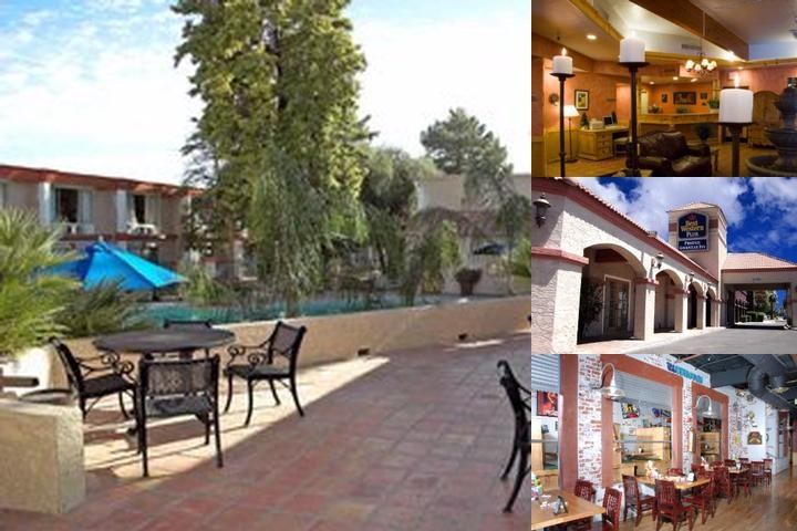 Best Western Phoenix Goodyear Inn photo collage