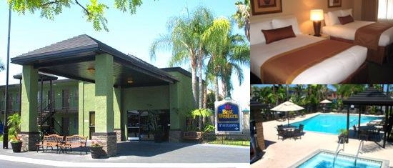 Best Western Plus Pavilions photo collage