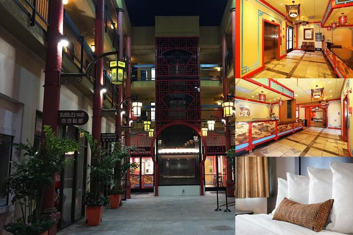Best Western Plus Dragon Gate Inn photo collage