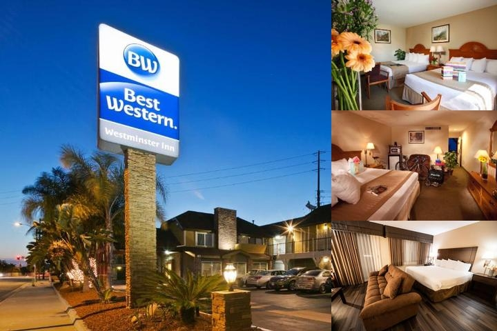 Best Western Westminster Inn photo collage