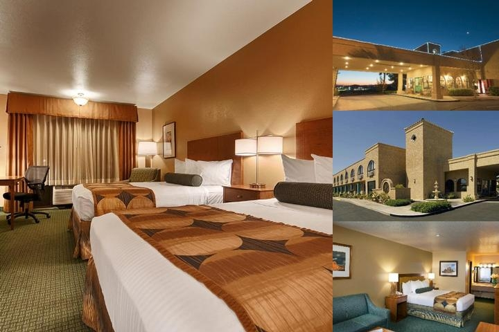 Best Western Gardens Hotel at Joshua Tree National Park photo collage
