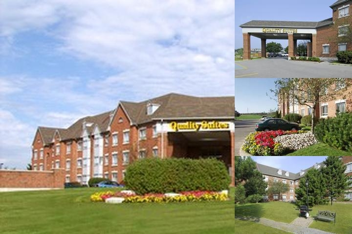 Quality Suites Whitby Oshawa photo collage