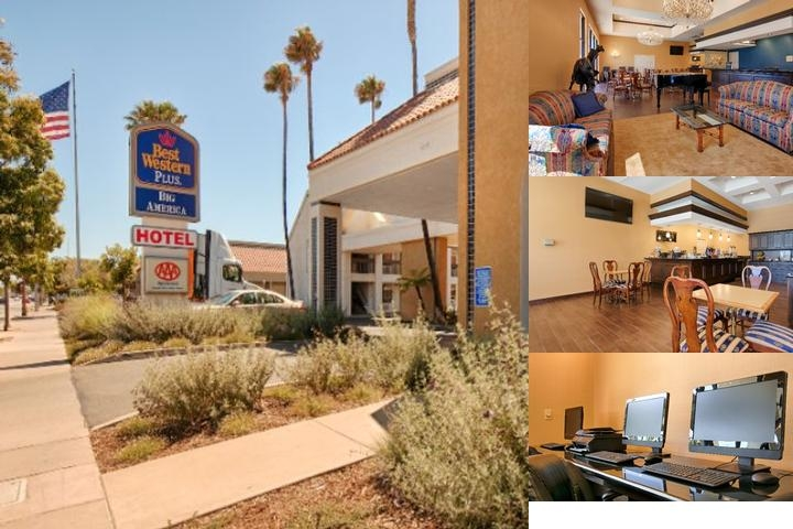 Best Western Plus Big America photo collage