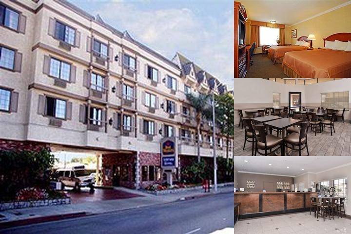 Best Western Airpark Hotel photo collage