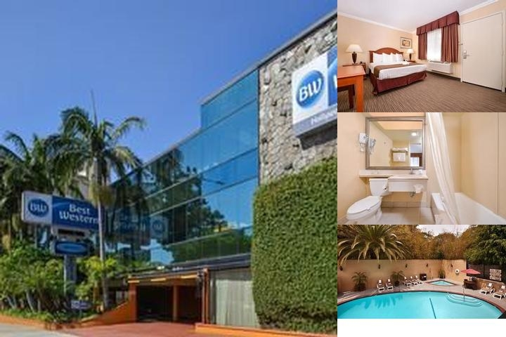 Best Western Hollywood Plaza Inn photo collage