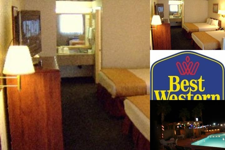 Best Western Colorado River Inn photo collage