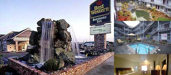 Best Western Plus Bayshore Inn photo collage