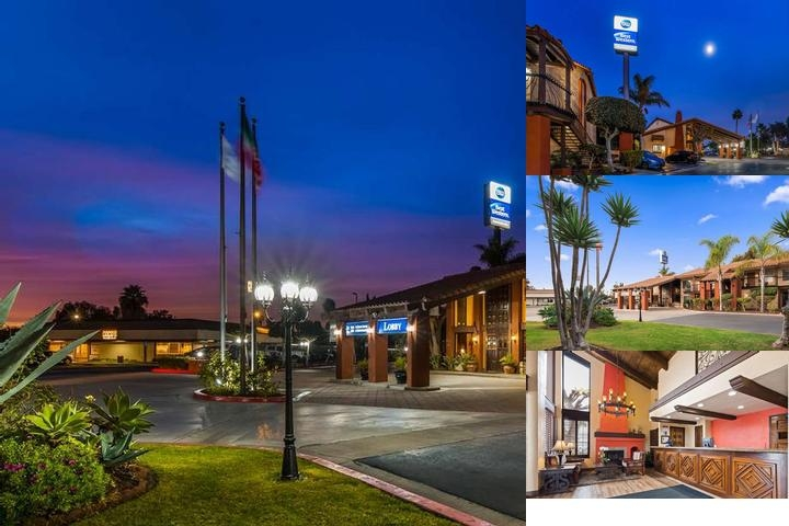 Best Western Americana Inn photo collage