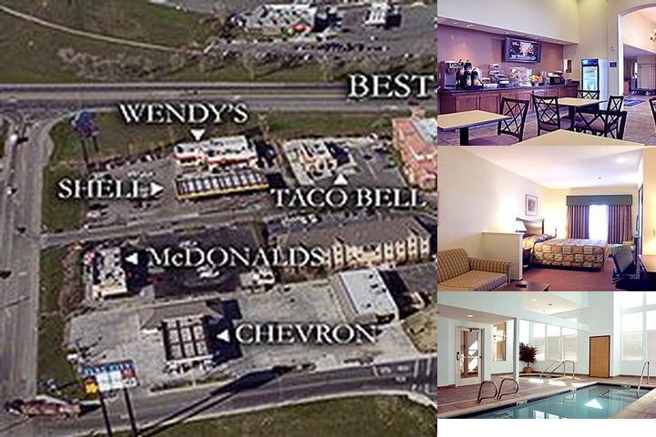 Best Western I 5 Inn & Suites photo collage