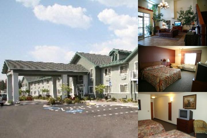 Best Western Rose Quartz Inn photo collage