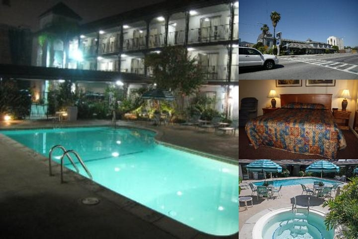 Golden Key Hotel photo collage