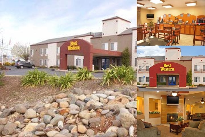 Best Western Plus Twin View Inn & Suites photo collage