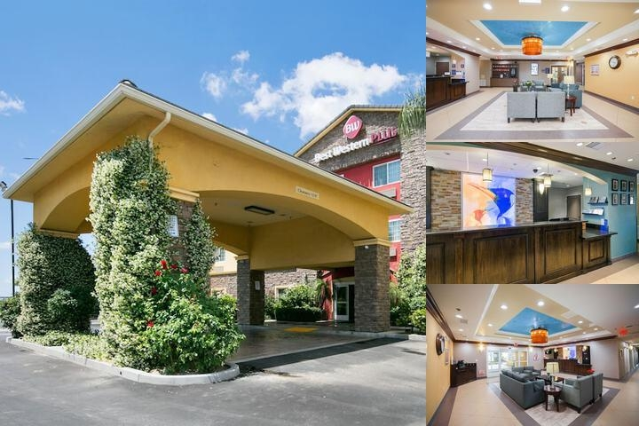 Best Western Plus Wasco Inn & Suites photo collage