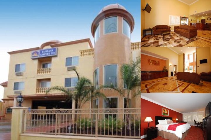 Best Western Burbank Airport Inn photo collage