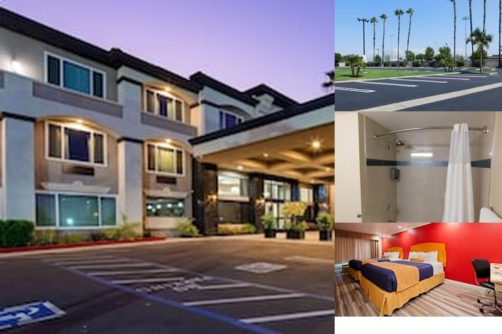 Best Western Plus Anaheim Orange County Hotel photo collage