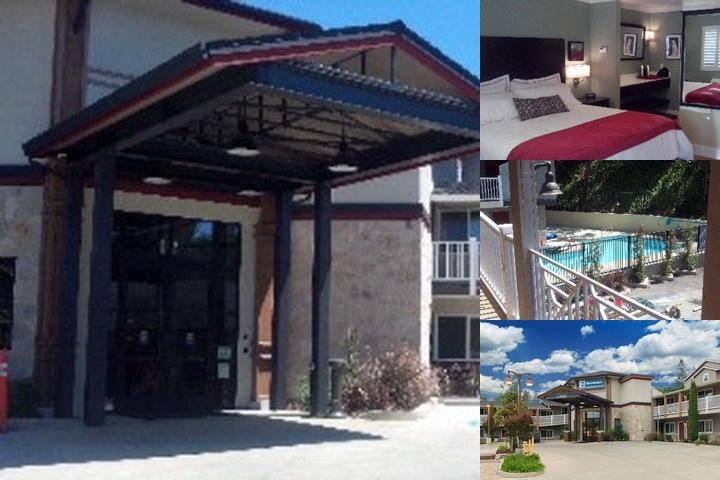 Best Western The Inn of Los Gatos photo collage