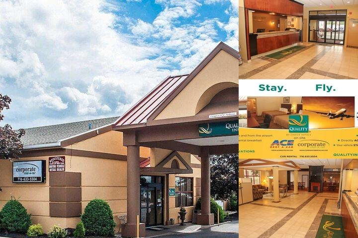 Quality Inn Buffalo Airport photo collage