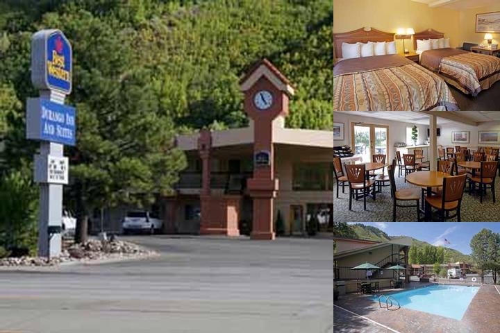 Best Western Durango Inn & Suites photo collage