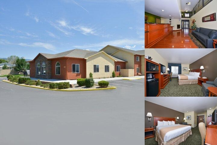 Best Western Canon City photo collage