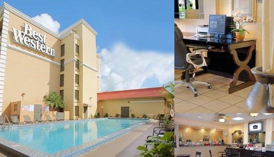Best Western Plus Hollywood / Aventura photo collage
