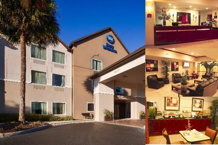 Best Western Auburndale Inn & Suites photo collage