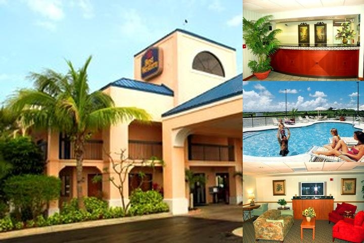 Best Western Lake Okeechobee photo collage