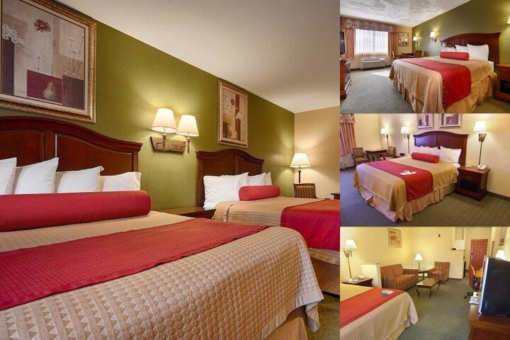 Best Western Wakulla Inn Suites Photo Collage
