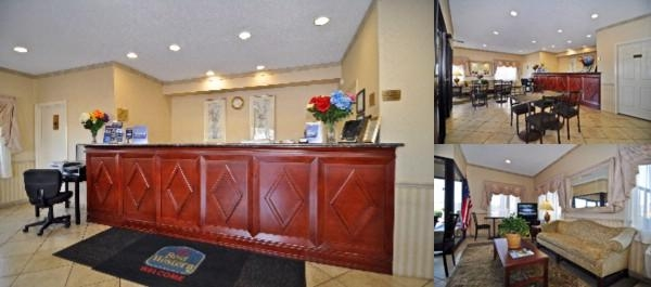 Best Western Ashburn Inn photo collage