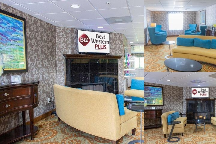 Best Western Plus Richmond Hill Inn photo collage