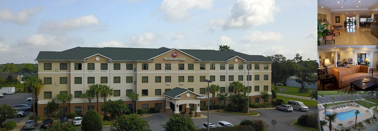 Best Western Plus Valdosta Hotel & Suites photo collage