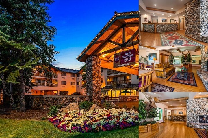 Best Western Plus Kentwood Lodge photo collage