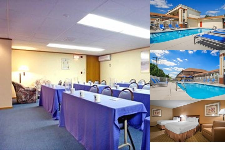 Best Western Inn of St. Charles photo collage