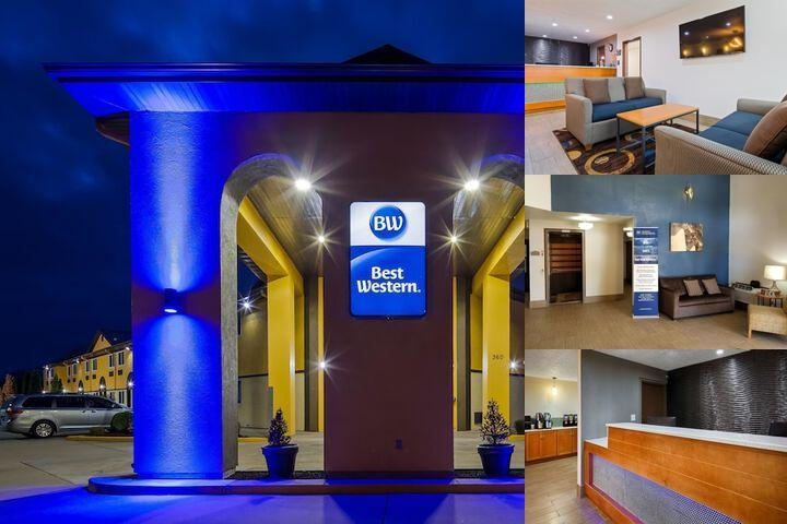 Best Western Regency Inn photo collage