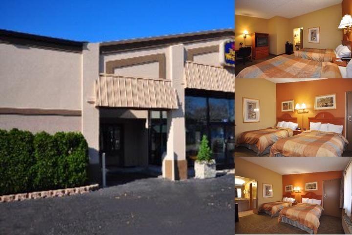 Best Western Morton Grove Inn photo collage