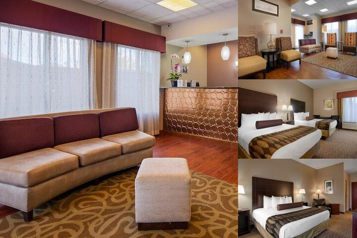 Best Western Plus O'hare International South Hotel photo collage