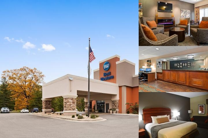 Best Western Delta Inn photo collage