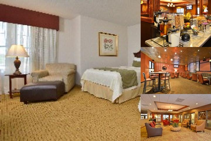 Best Western Plus Steeplegate Inn photo collage
