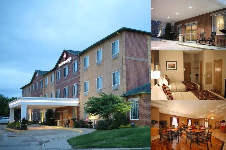 Best Western Plus Des Moines West Inn & Suites photo collage