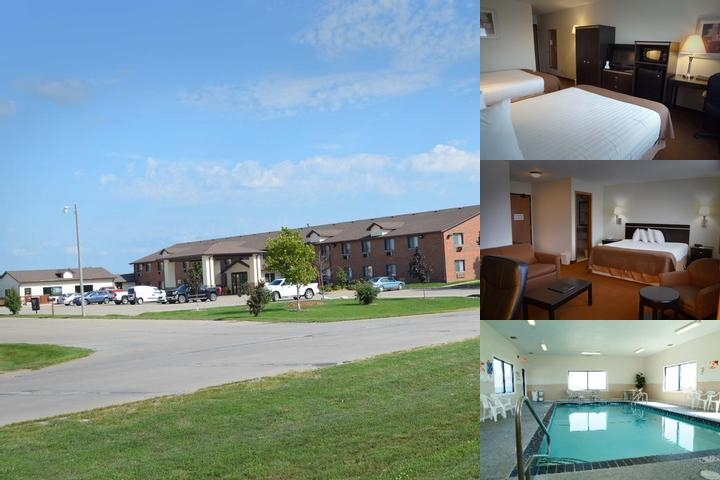 Best Western Mt. Pleasant Inn photo collage
