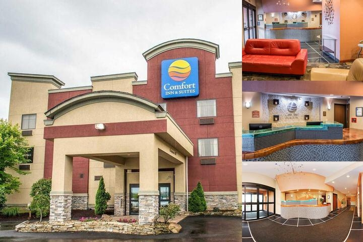 Comfort Inn & Suites Washington photo collage