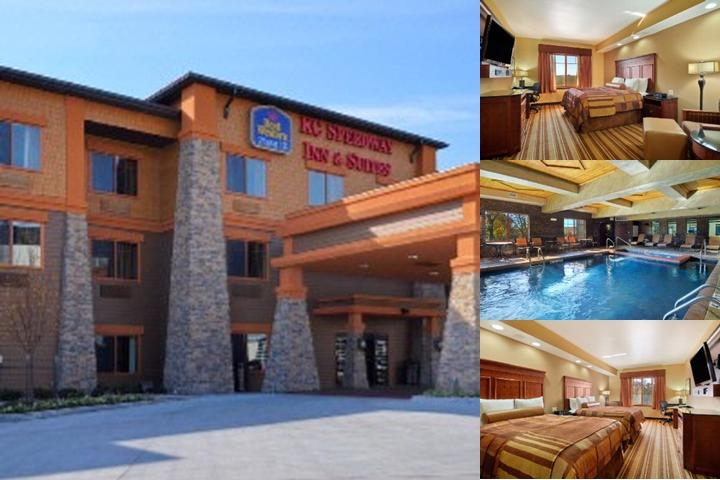 BW Premier Kc Speedway Inn & Suites by Best Western photo collage