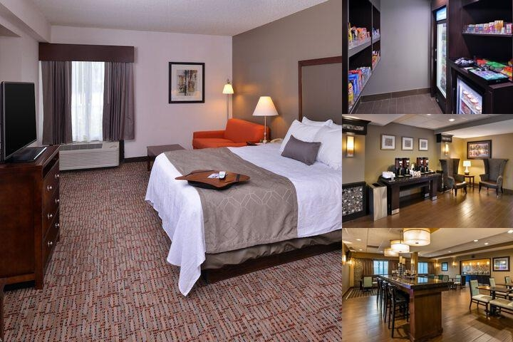 Best Western Plus Wichita West Airport Inn photo collage