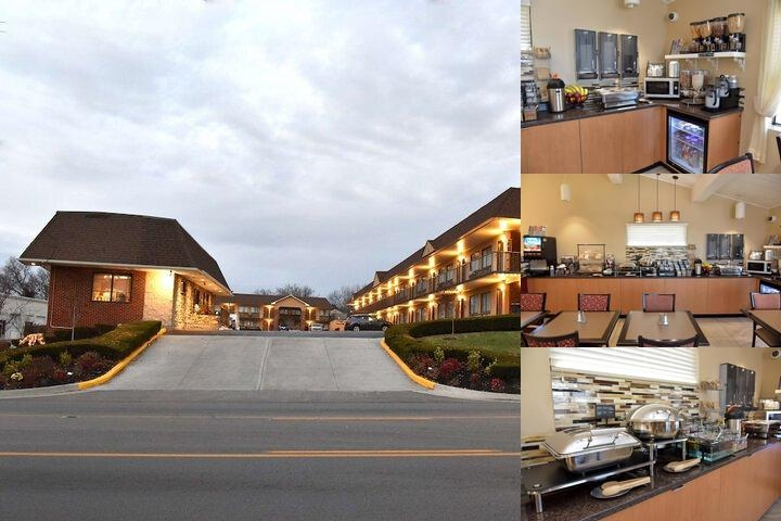 Best Western Winchester Hotel photo collage