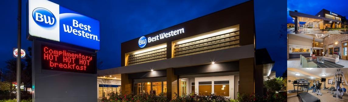 Best Western Covington photo collage