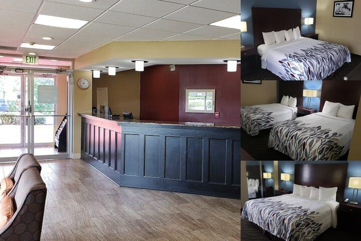 Best Western Magnolia Manor photo collage