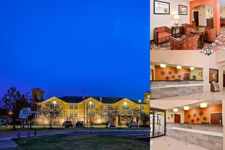 Best Western Plaquemine Inn photo collage