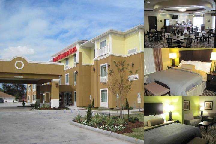 Best Western Plus Chalmette Hotel Photo Collage